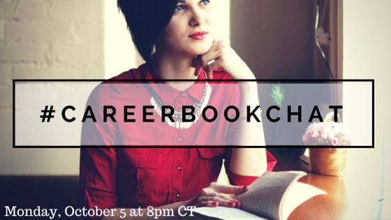 #Careerbookchat